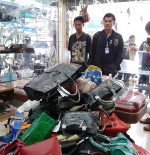 Thailand's Department of Intellectual Property Orders Destruction of Pirated Contraband