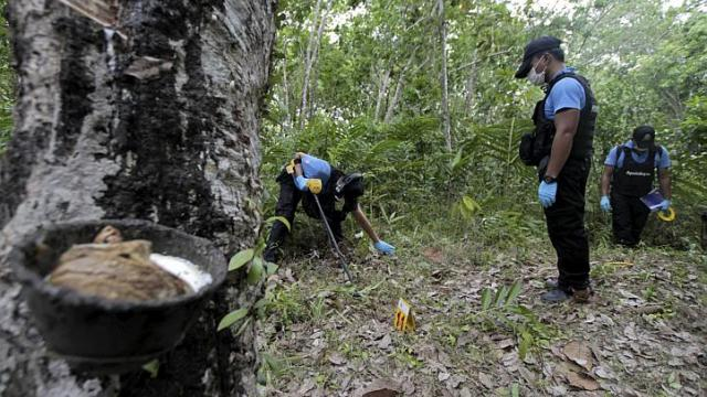 Four Men Killed by Thai Security Forces in Southern Thailand Not Insergants