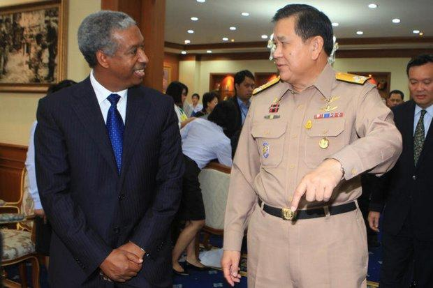 WHO Top Official in Thailand Summoned over Accusations of Beating his Ethiopian Domestic Helper