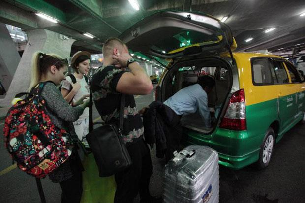 Bangkok Taxi's Get Three Strikes and your Out Rule