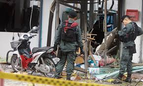 Four Bombs Blast Go off in Pattani Province