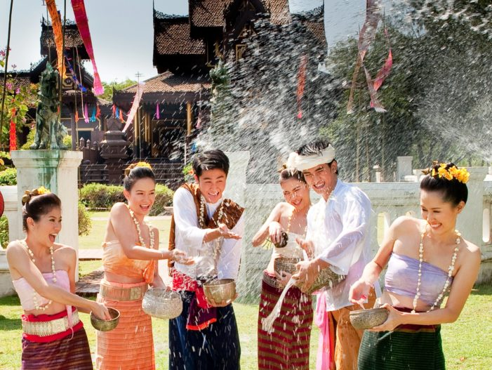 Royal Thai Police Ready for Songkran 2015