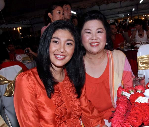 Former Prime Minister Yingluck Shinawatra Says She will Appear at Supreme Court Next Week to Prove her Innocence
