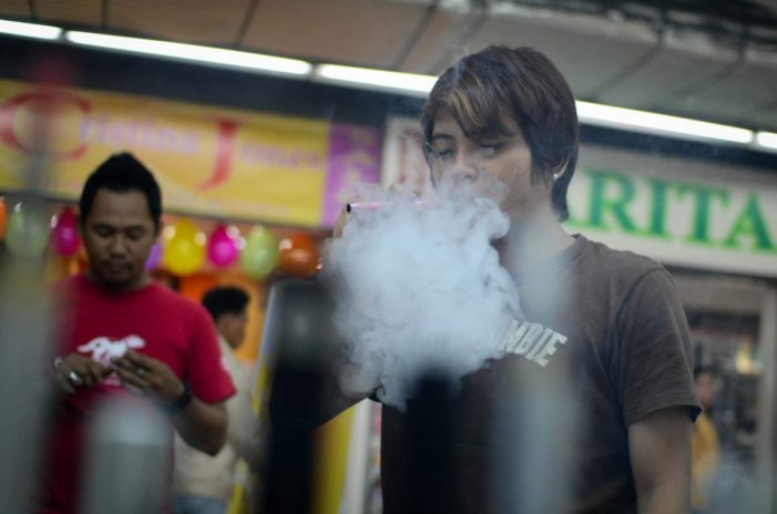 Thai Government Raises Age to Purchase Cigarettes From 18 to 20