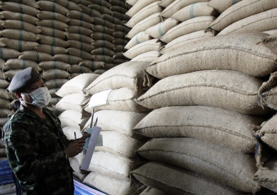 Thai Authorizes Order to Speed up Investigation into 1.75 Million Tons of Rotten Rice