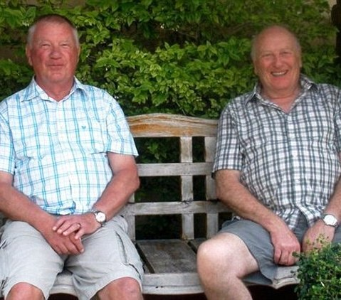 Derek Gent and Mike Holmes, both 68, were enjoying a holiday-of-a-lifetime on the tropical island of Koh Samui near Thailand with their wives, Christine and Janet, when they were hit and killed by a speeding car Read more: http://www.dailymail.co.uk/news/article-3077732/Best-friends-killed-speeding-motorist-car-ploughed-walked-dream-holiday-wives-Thailand.html#ixzz3ZvSxtUaS Follow us: @MailOnline on Twitter | DailyMail on Facebook