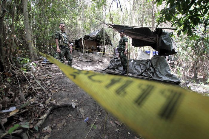Second Human Trafficking Camp Found in Songkhla Province