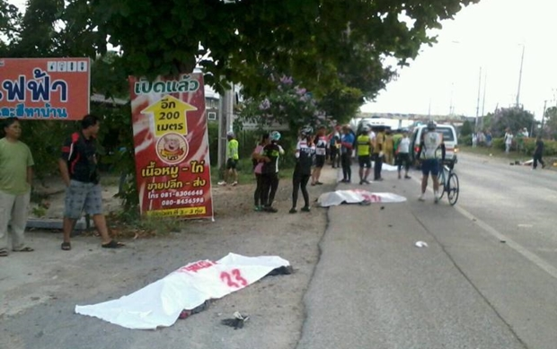 Chiang Mai Police Seek Arrest Warrant to Prevent Flight Risk in Cyclists Death