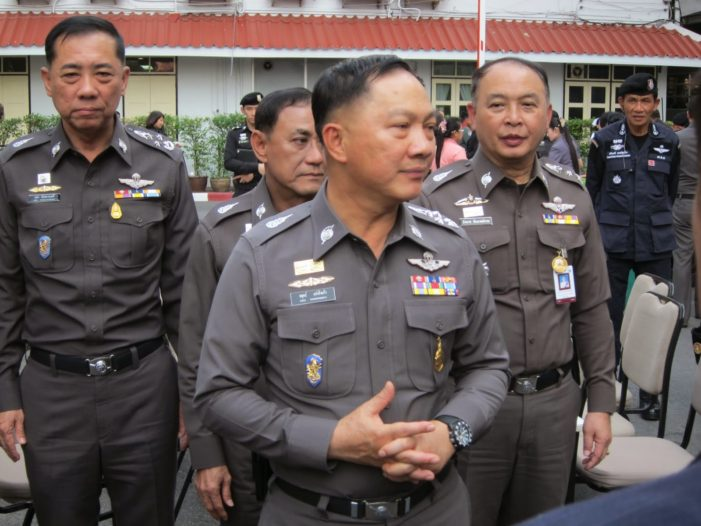Pol Gen Adul Saengsingkaew Observes Programs for Hill-Tribes People in Chiang Rai