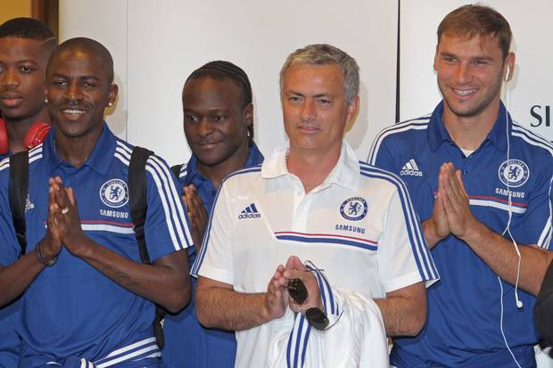 Premier League Champions Chelsea to Play Thailand All-Stars May 30th