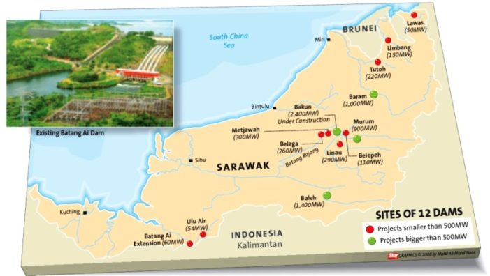 Malaysia's Controversial Sarawak Dam Gets Approval