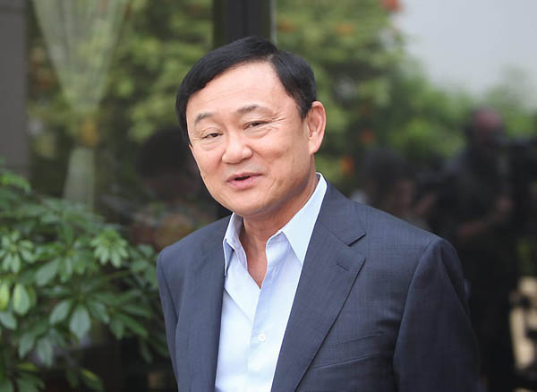 "Thaksin said that he had faith in the Lord Buddha's teaching which says as follows ""nothing in his world is permanent, everything is impermanent."""