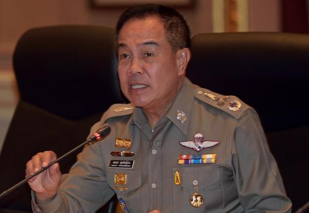Thailand's Military Backed Police Commission Vote to Strip Thaksin of his Police Rank