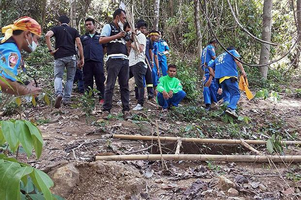 Mass Grave of Trafficked Migrants Found in Songkhla, Thailand