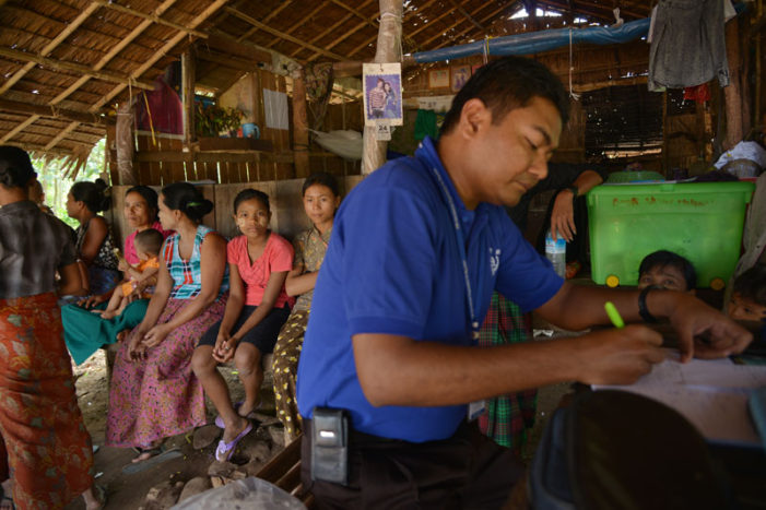 International Office of Migration (IOM) to Improve Healthcare for Migrants in Chiang Rai