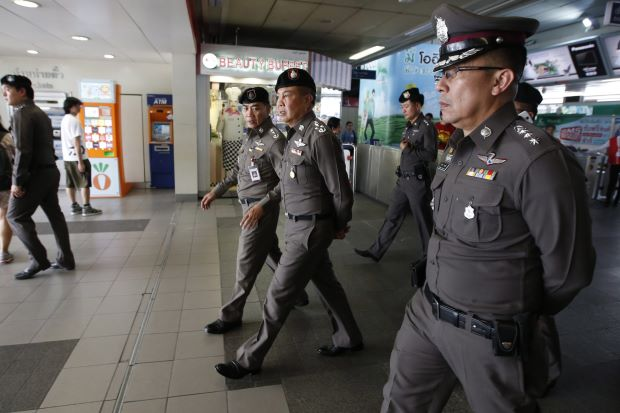 Thailand's Police Chief Orders Scare Alert Over Fear of Thaksin Supporters