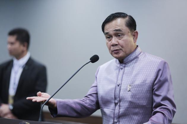 Thailand's Junta Leader Compliments Himself Over his Self Imposed Leadership