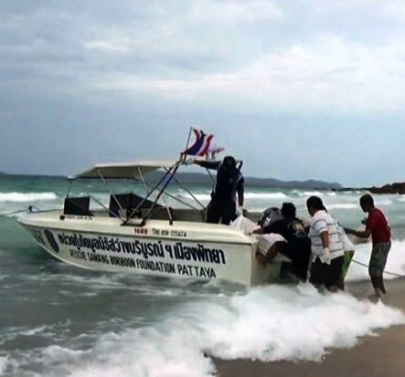 Marine Police Recover Body of Russian Tourist on Koh Larn Island