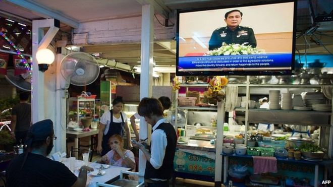 "Gen Prayut Say National Council for Peace and Order Building ""Quality Democracy"""