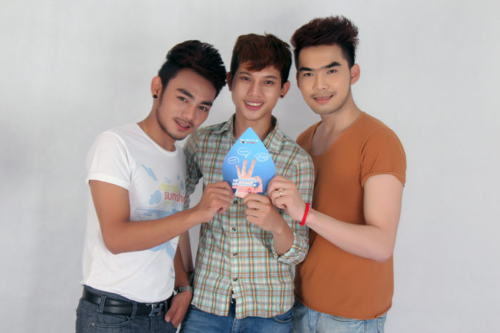 Thailand and U.S. Launch Joint Research Project with HIV Positive Men