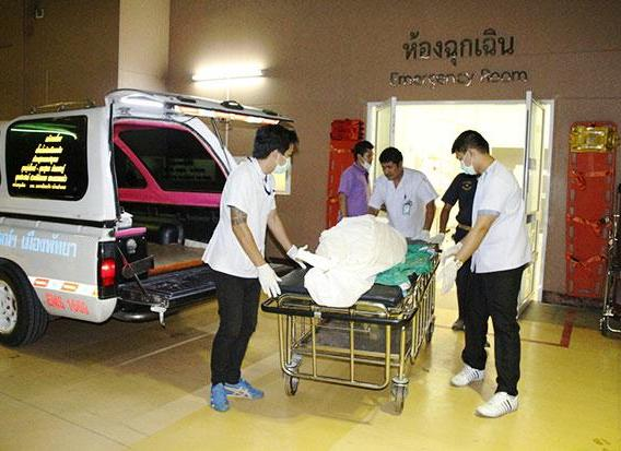 Russian Tourist Found Beaten to Death in South Pattaya Hotel