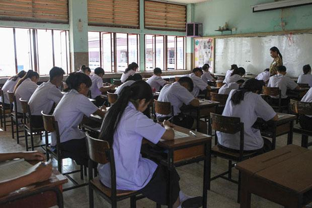 Thai Education Commission Plans to Reduce School Class Sizes
