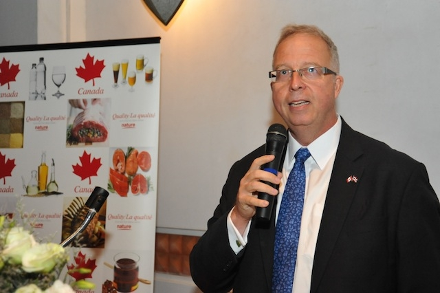 Canadian Ambassador Seeks Canadian Business Investment for Thailand