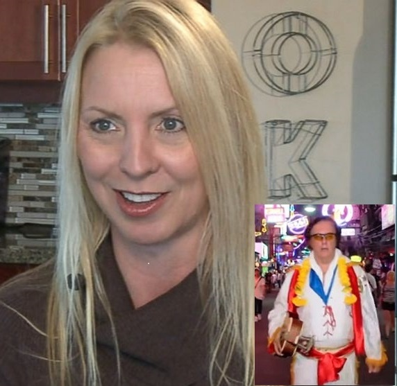 Canadian Finds Out Her Biological Father is Elvis in Thailand