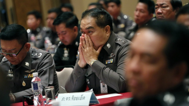 Thailand's Police Drop Nine Points in World Rule of Law Index