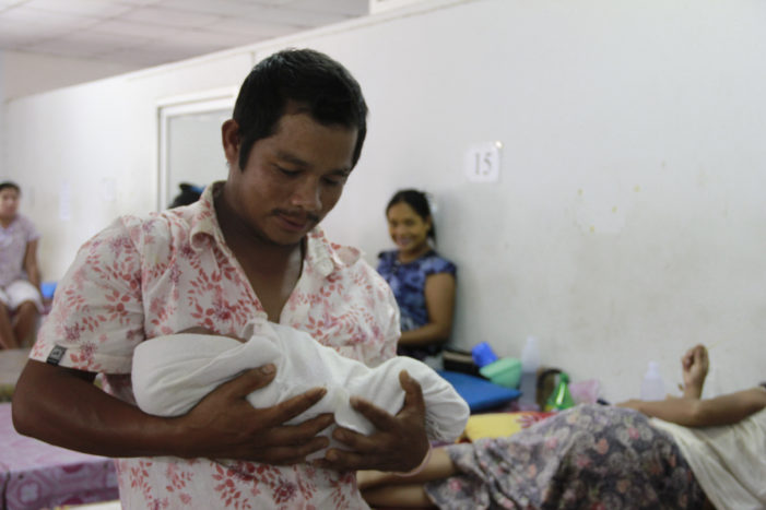 Myanmar Woman Pays for Baby to be Drugged, Smuggled Across Border