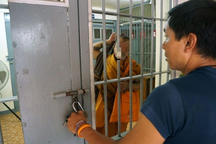 Thai Monk Get Bail after Sexually Abusing Teen Girl