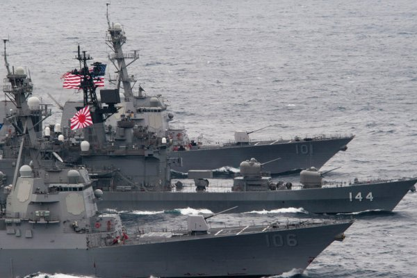 US presence in South China Sea may create a direct military confrontation