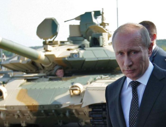 Russia's Vladimir Putin Orders Creation of New Reserve Armed Force