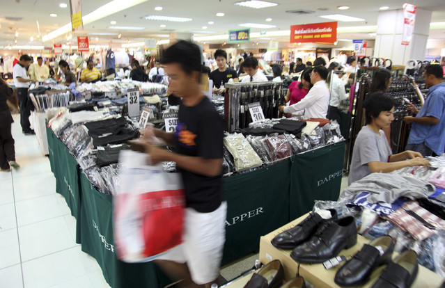 The optimism in Thailand slid from 36 per cent in the first quarter to 10 per cent in the second quarter