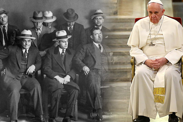 Pope Francis Excommunicates the Mafia