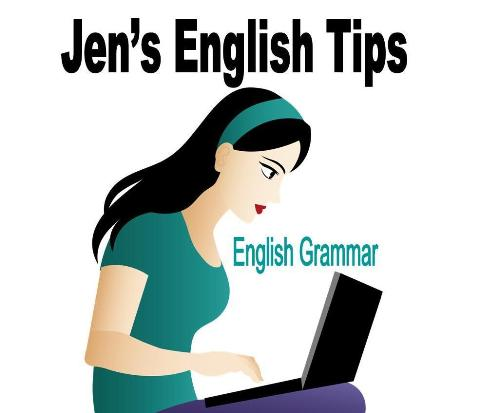 Jen's English Tip Today – Usages of two words Act and Add