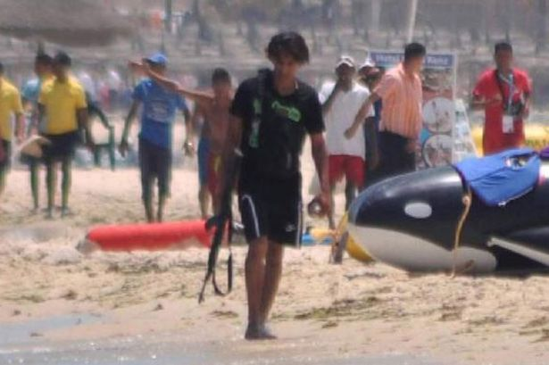 Seifeddine Rezgui killed numerous foreigners on a popular tourist beach in the resort city of Sousse