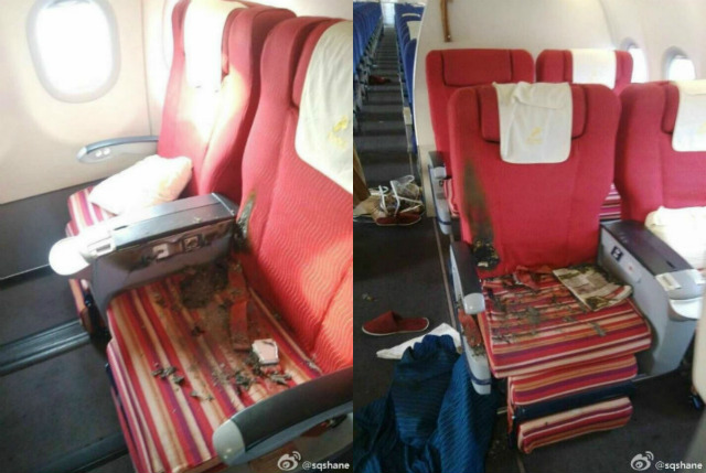 Man Attempts to Start Fire on Plane During Domestic Flight in China