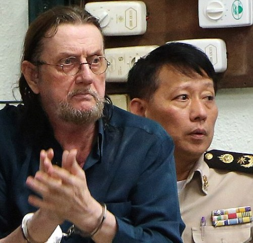 Winick was arrested in 2011 in Bangkok for a call centre scam but escaped bail