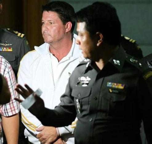 American Fraudster, Theodore (Ted) Andrew Werner Arrested in Phuket