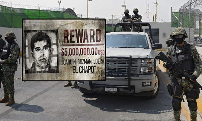 Mexico Drug Lords Escape Tunnel an Engineering Feat