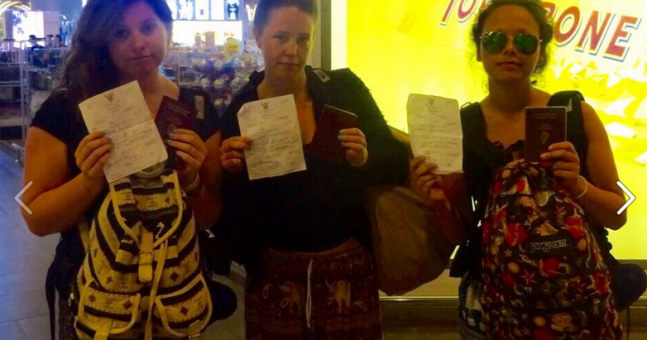 Students Launch Online Appeal to find Irish Couple who helped them avoid Arrest in Thailand