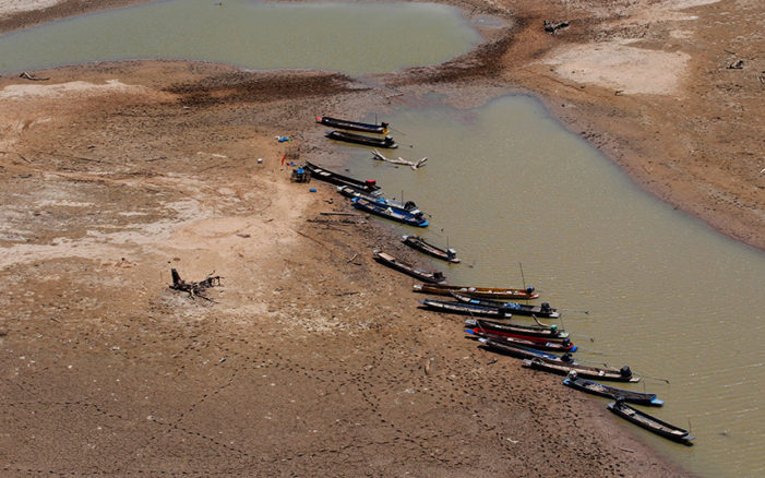 Thailand Drought the Worst in Decades