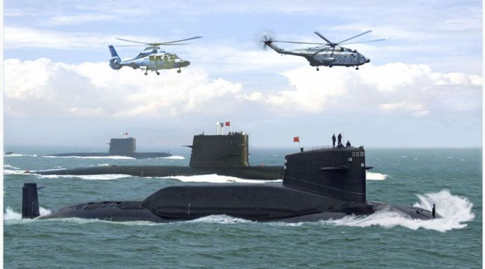 China Say's Thailand-China Submarine Deal Suspended Due to US Pressure