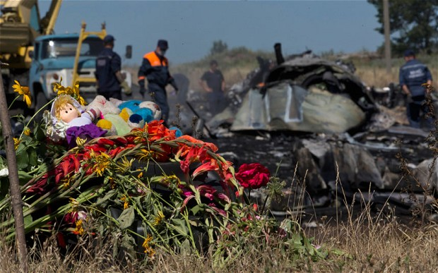 Russia Veto's U.N. Resolution for Investigation into Downing of Malaysia Airlines Flight MH17