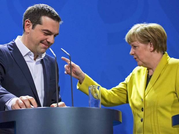Germany's Lawmakers Back Greece's Third Bailout