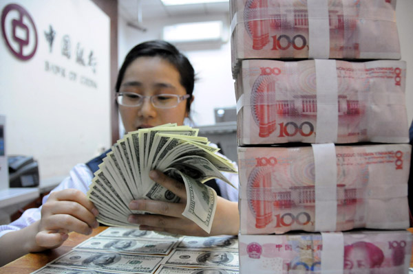 China Devalues its Tightly Controlled Yuan, Following Trade Slump