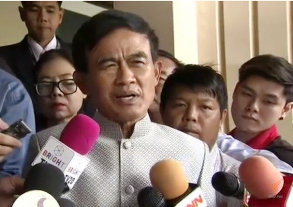 Thai Junta Obsessed with Stripping Thaksin of Police Rank