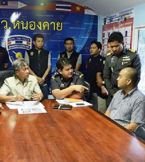 Missionary Arrested in Chiang Mai for Smuggling North Korean Nationals