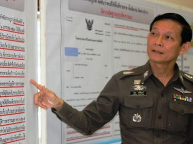 Royal Thai Police Arrest 22 for Profiting from Human Trafficking